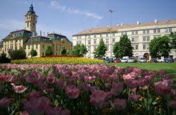Széchenyi tér I Szeged