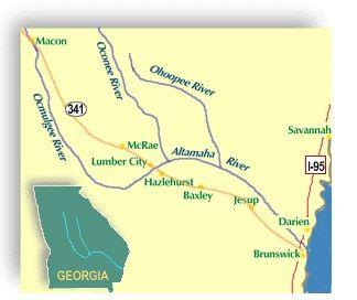 Best Georgia Images On Pinterest Georgia Beautiful Places - Savannah river us map
