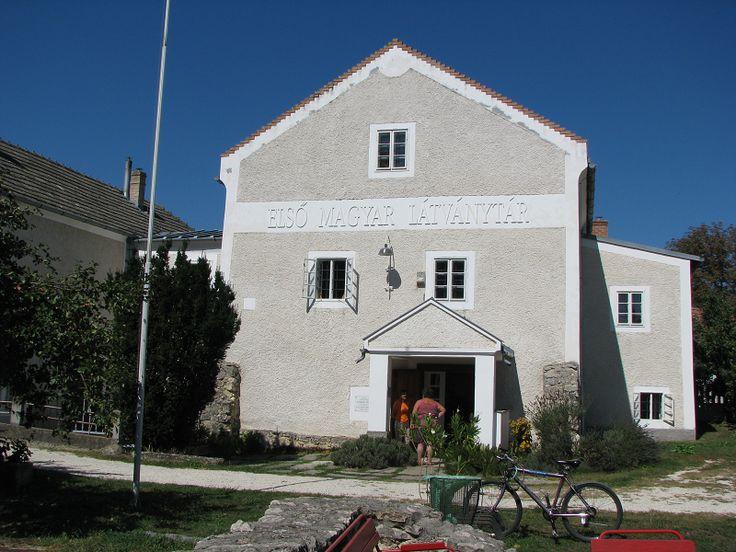 Első Magyar Látványtár, egykori Stankovics-malom épülete (Tapolca) http://www.turabazis.hu/latnivalok_ismerteto_5170 #latnivalo #tapolca #turabazis #hungary #magyarorszag #travel #tura #turista #kirandulas