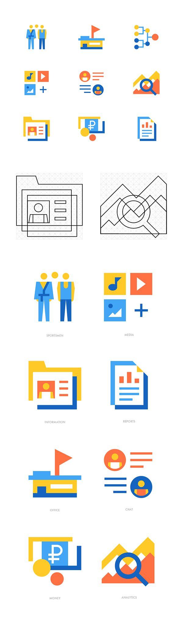 ITF icons