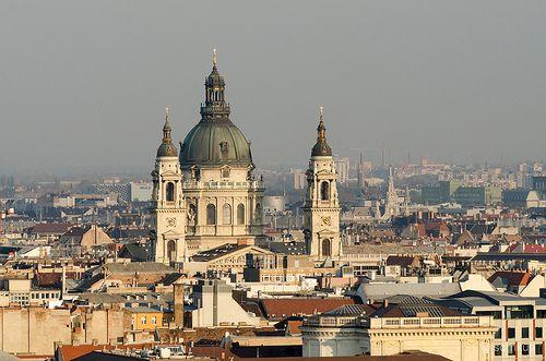 St.Stephans Basilika, Budapest - Hungary