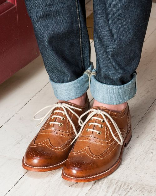 Grenson shoes. More beautiful shoes from the UK.