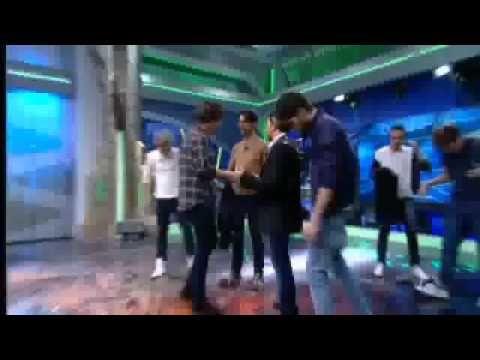 One Direction El Hormiguero Part 3