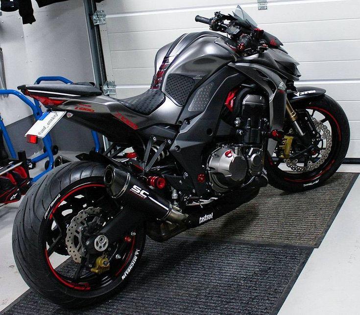 Kawasaki Z1K