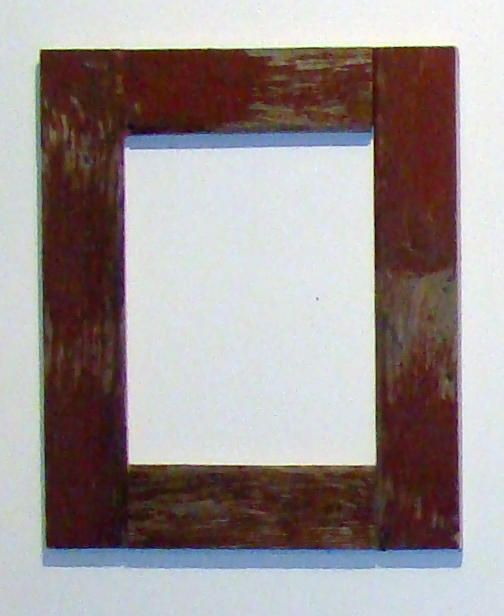 Barn Wood Frame, 8 x 10, Old BarnWood, Recycled, RePurposed, UpCycled, Reclaimed, Vintage Farmhouse Wood Frames, Seasoned by Nature!
