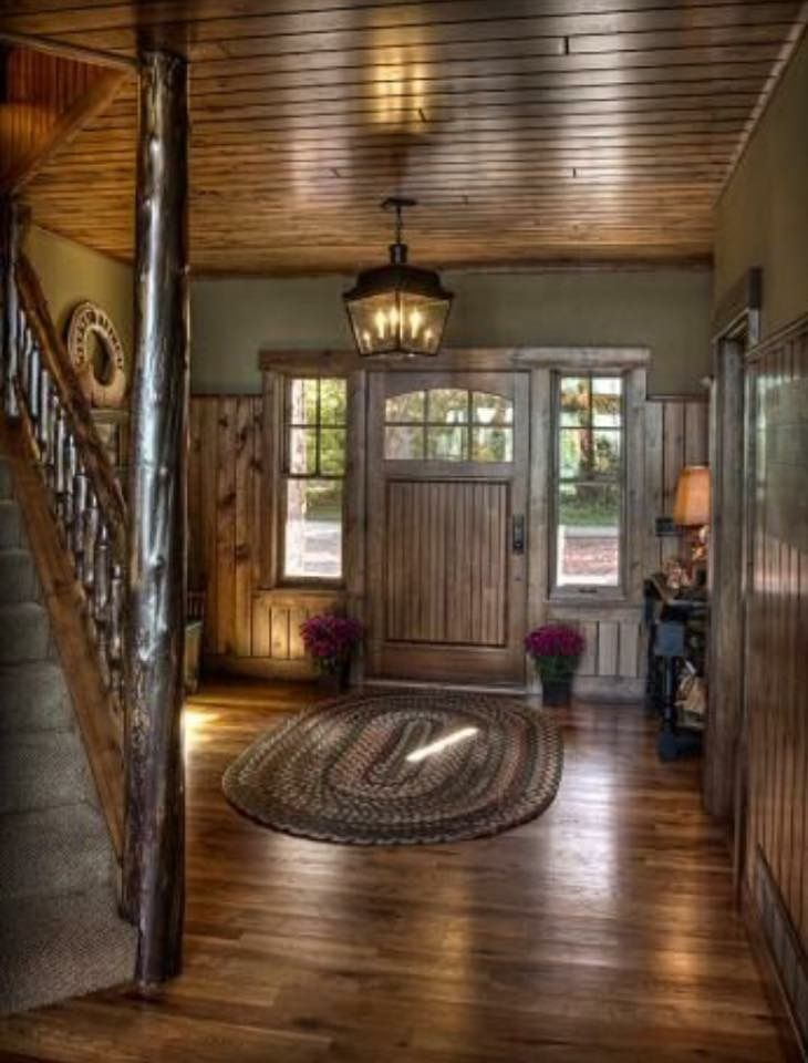 Rustic Foyer S : Best primitive living room ideas on pinterest old