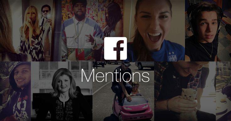 Facebook Mentions presto disponibile per tutti gli utenti