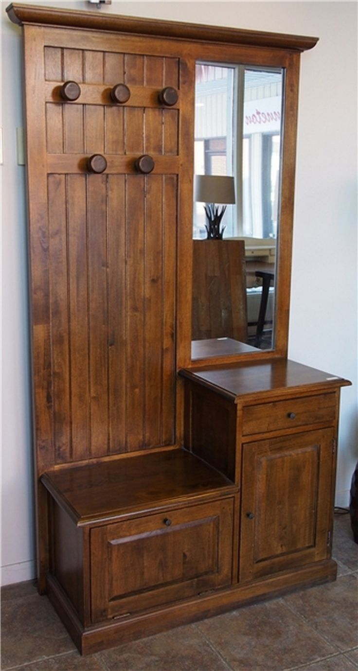 Foyer Tree Furniture : Best ideas about hall trees on pinterest farmhouse