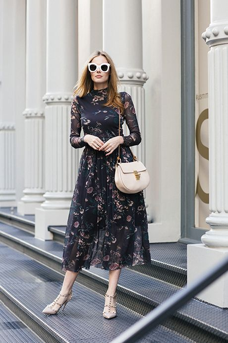 Fall Florals in New York