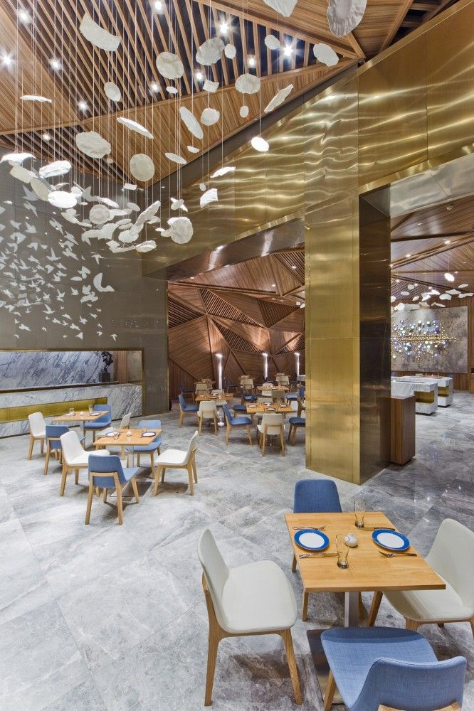Gallery Of Yue Restaurant / PANORAMA   14