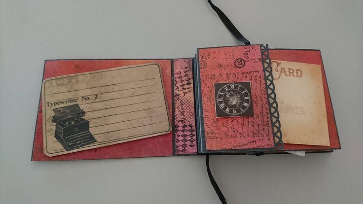 Bok kortets mini album