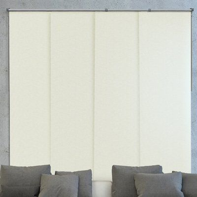 17 Best Ideas About Sliding Panel Blinds On Pinterest