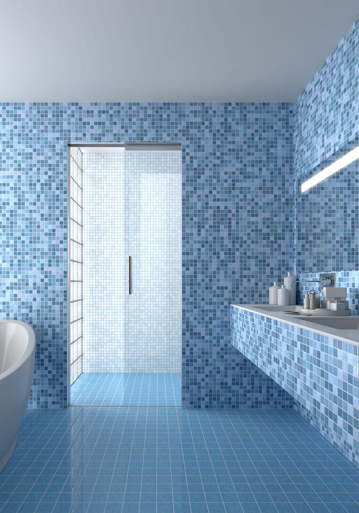 7 best Essential by Scrigno Soluzione Doccia - Glass sliding door ...