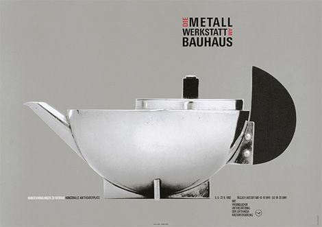 bauhaus teapot and infuser ca 1924 marianne brandt. Black Bedroom Furniture Sets. Home Design Ideas