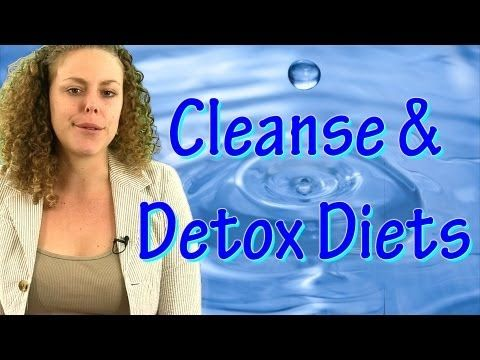 How To Detox For Beginners, Cleanse Diet Tips, Juicing & Fasting; Nutrition Psychetruth