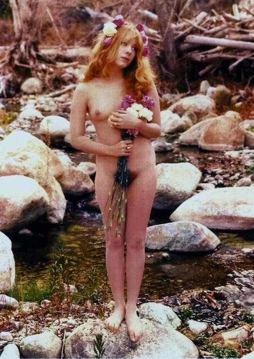 Legendary rock groupie Pamela Des Barres, when ladies still displayed a map of…