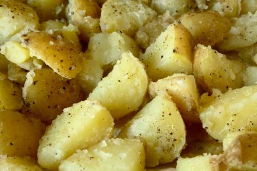: Ultra-Crispy Roast Potatoes | Serious EatsMetals Spoons, Roasted ...