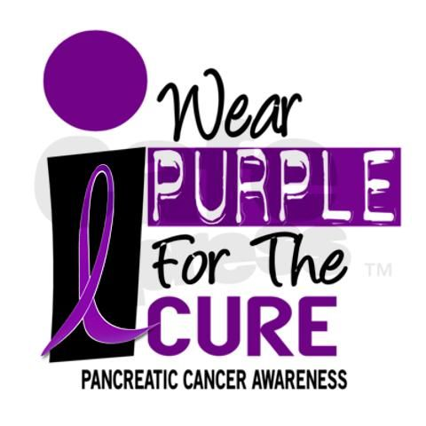 November is National Pancreatic Cancer Awareness Month | 4S is 4Steve