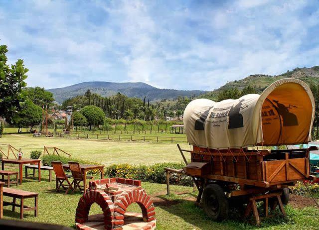 De'ranch Lembang wisata Bandung