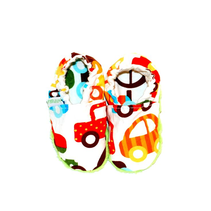 miniTuptusie niemowlęce AUTKA Newborn Shoes Cars https://fiorino.eu/