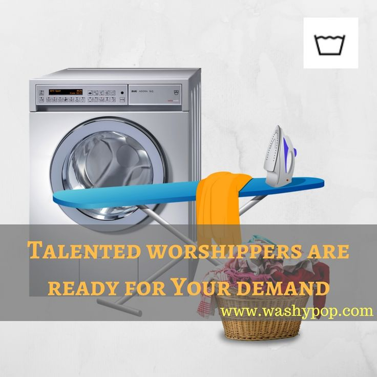 On-Demand Laundry Services by Professional Washypopper will make your life a breeze. Visit Washypop.com today!