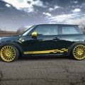 German tuning shop Manhart Racing gets their hands on the new F56 MINI John Cooper Works to deliver 300 horsepower