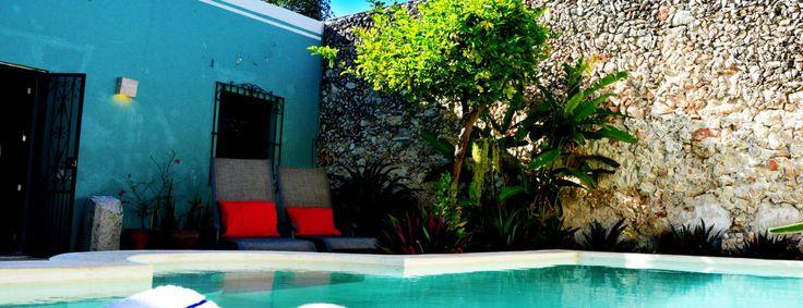 Casa Sincera | Find vacation Rental Homes in Merida and the Yucatan Coast, México on Remixto