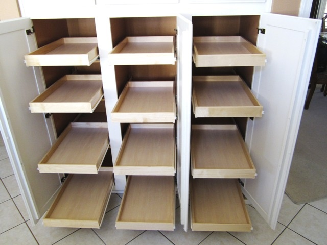 33 Best Pull Out Pantry Shelves Images On Pinterest