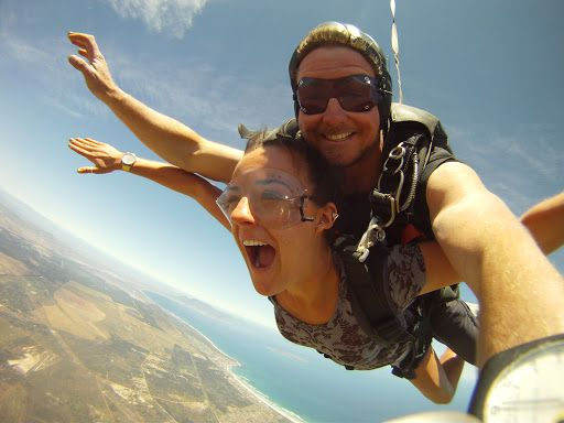 Skydiving South Africa | Tandem Skydiving | Skydiving Cape Town | Book skydive