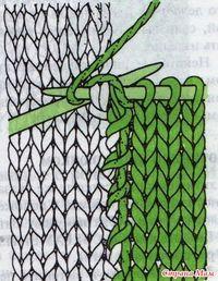 Жилет и свитер одним узором спицами для опытных мастериц-даны только схемы…