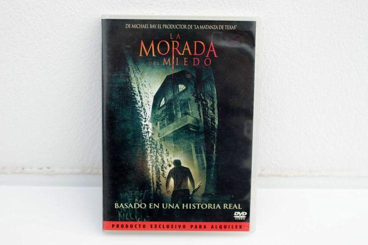 LA MORADA DEL MIEDO - DVD EDICIÓN ALQUILER - DESCATALOGADA