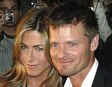 Management--Jennifer Aniston, with Steve Zahn, at the premiere of Management (2008) - Wikipedia, the free encyclopedia