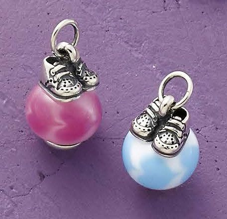 Baby And Boy Shoes Charms Jamesavery