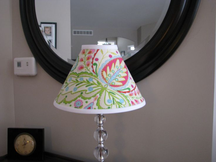Kumari+Garden+Teja+Pink+Lamp+shade+by+Zacharydickorydock+on+Etsy,+$26.00
