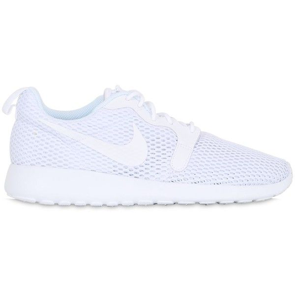 Nike Women Roshe One Hyp Br Mesh Sneakers (2,115 MXN) ? liked on Polyvore