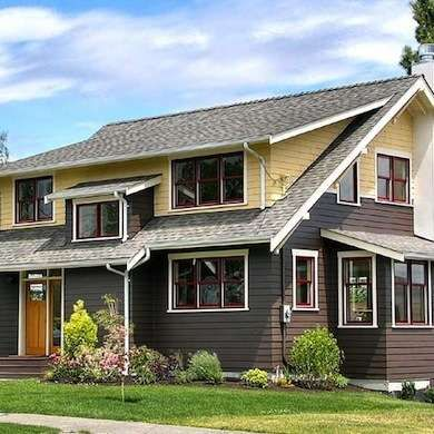 8 best Houses of Colors images on Pinterest | Facades, Exterior ...