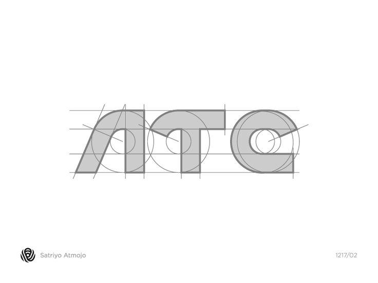 ATC Logotype, Logo, Monogram
