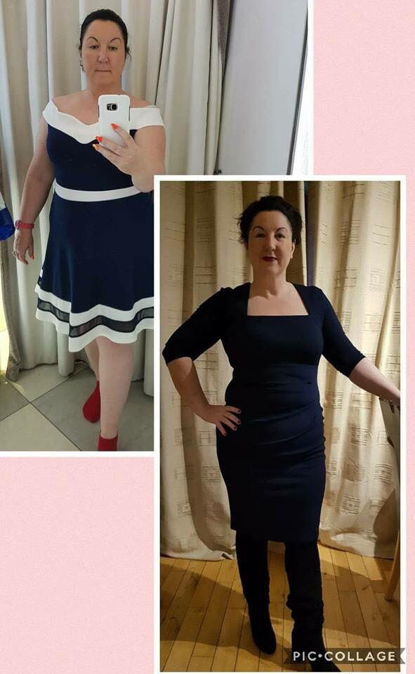 Geraldine's Journey😍on JP  I started 6 months ago taking shakes & boosters & within 3 months dropped 2 dress sizes 💃   🎈Best decision I ever made was to start on plan and alter the way I was eating. I now eat a cleaner diet alongside my Juice Plus products  🎈2 months after starting shakes & boosters I started the premiums capsules 🎈My immune system better than ever 🎈No more sore throats 🎈My depression & anxiety so much better 🎈Healthier than ever  A lifestyle change 🌈