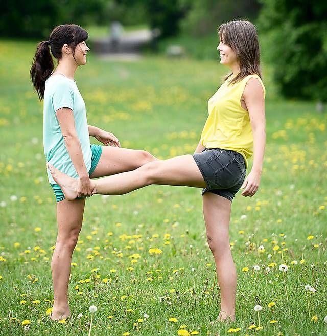 3 övningar för två | Träning | Wellness | Aftonbladet
