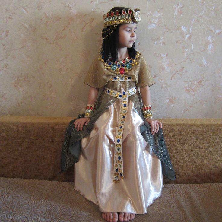 Царица египетская.
