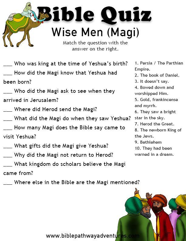 Wise Men (Magi)