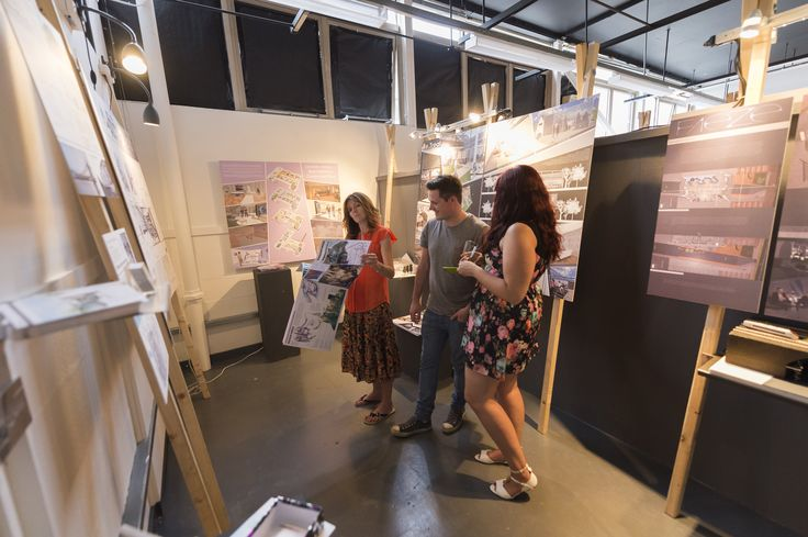 Our students present their fantastic creative work at the annual Art and Design Degree Show. From architecture to product design, fashion to crafts, there are hundreds of pieces to take in #art #design #architecture #fashion #footwear #creativity