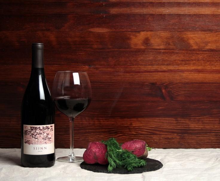 De Trafford Sijnn red 2008 red wine