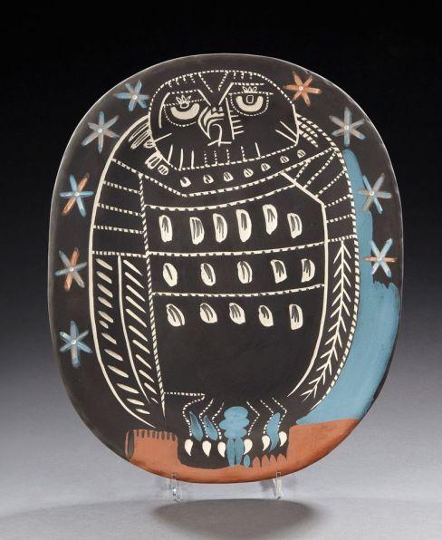 Picasso, des céramiques à prix d'or