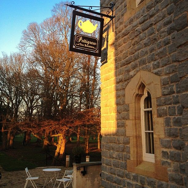 Pettigrew Tea Rooms, Bute Park, Cardiff. Amazing for afternoon tea!