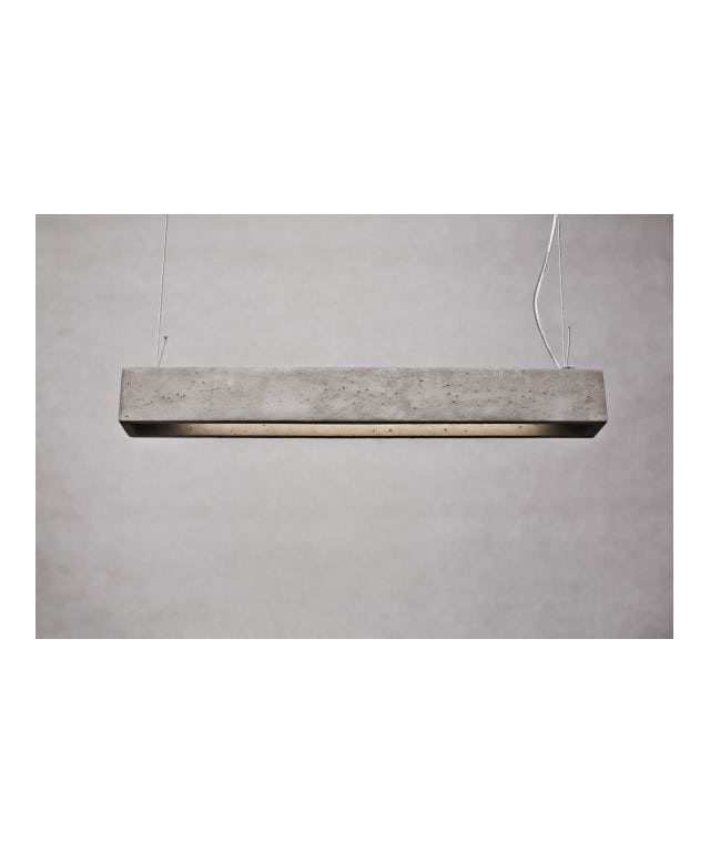 BETONÓWA pendant concrete lamp designed by Natural Born Design made in Poland as part of Lighting and Pendant Lights tagged Concrete lamps and New lamps in the House - image 1 on CROWDYHOSUE