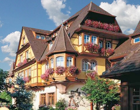 to do one day - France/ Alsace  http://www.hotel-du-parc.com/