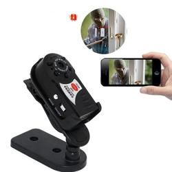 with the new Mini Wifi Camcorder you can  record both photos and videos! Supporting recording  and charging at the same time supporting loop videos recording  when you are not able to use real-time monitoring.