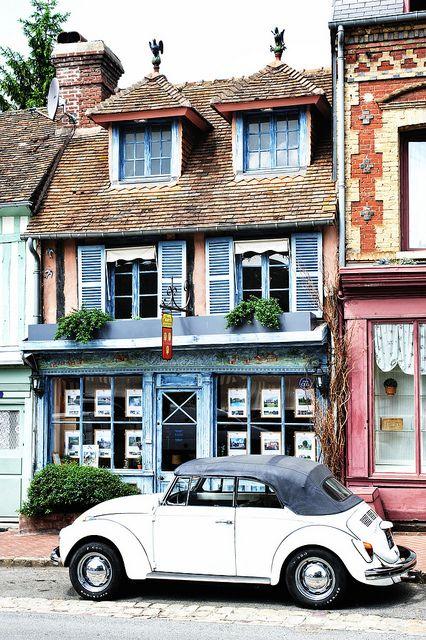 Beaumont en Auge, Calvados