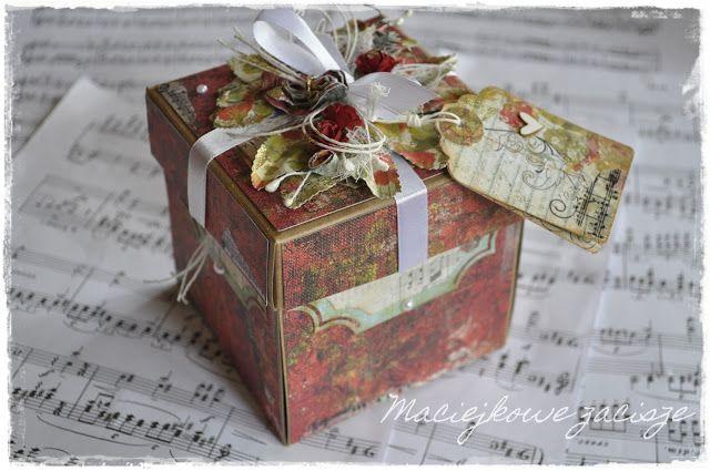 maciejkowe zacisze: Muzycznie nadal